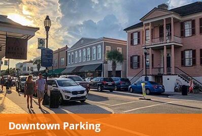 beaufort downtown parking