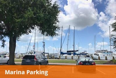 beaufort marina parking