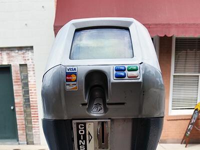 beaufort parking meter
